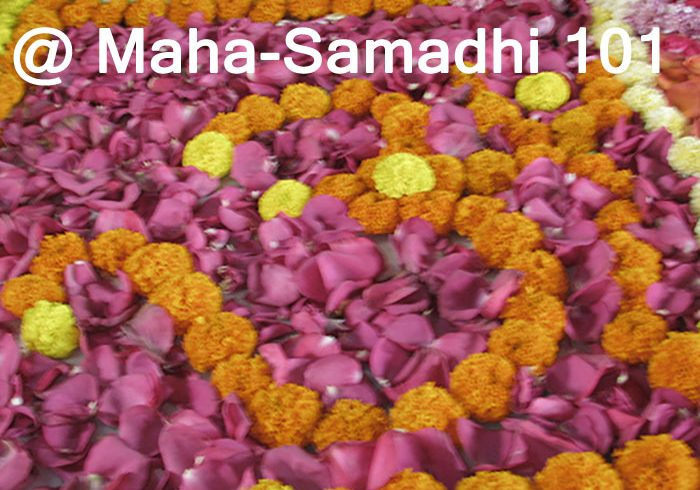 One hundred one years of Maha Samadhi